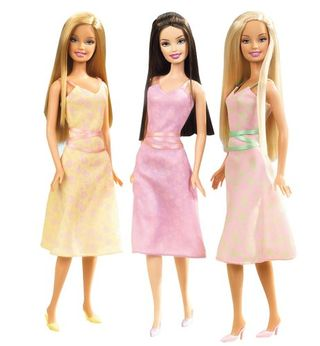 Mattel-chic-barbie-doll