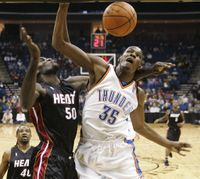 Heat-Durant