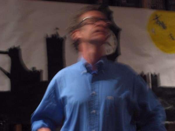 Blurry ridley