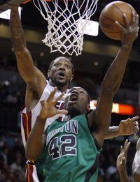 Celtics Heat UD