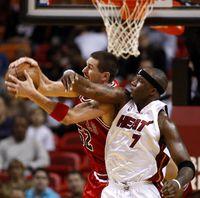 Bulls Heat JO