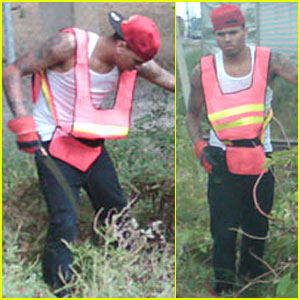 Chris-brown-community-service