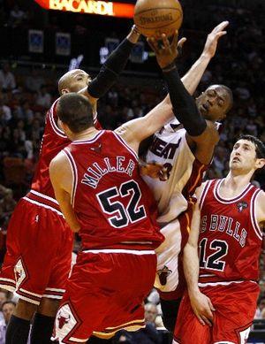Bulls Heat Main