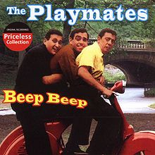 220px-The_Playmates_Beep_Beep_album_cover