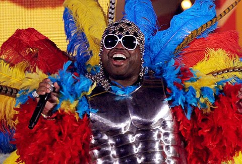 Cee-lo green forget you san diego chicken