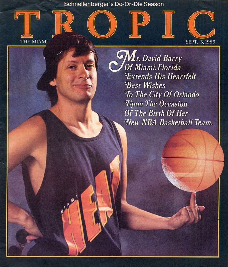 Basketball tropic cover