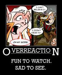 1aa1overreaction