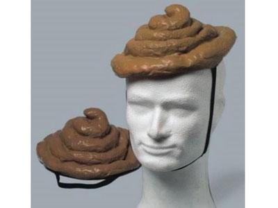 Hat-poop