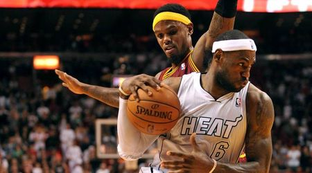 ABOUT LAST NIGHT: Heat 110, Cavaliers 108