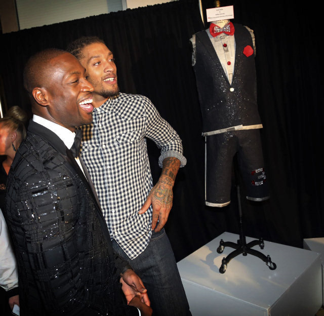 Highlights from Dwyane Wade's fashion show