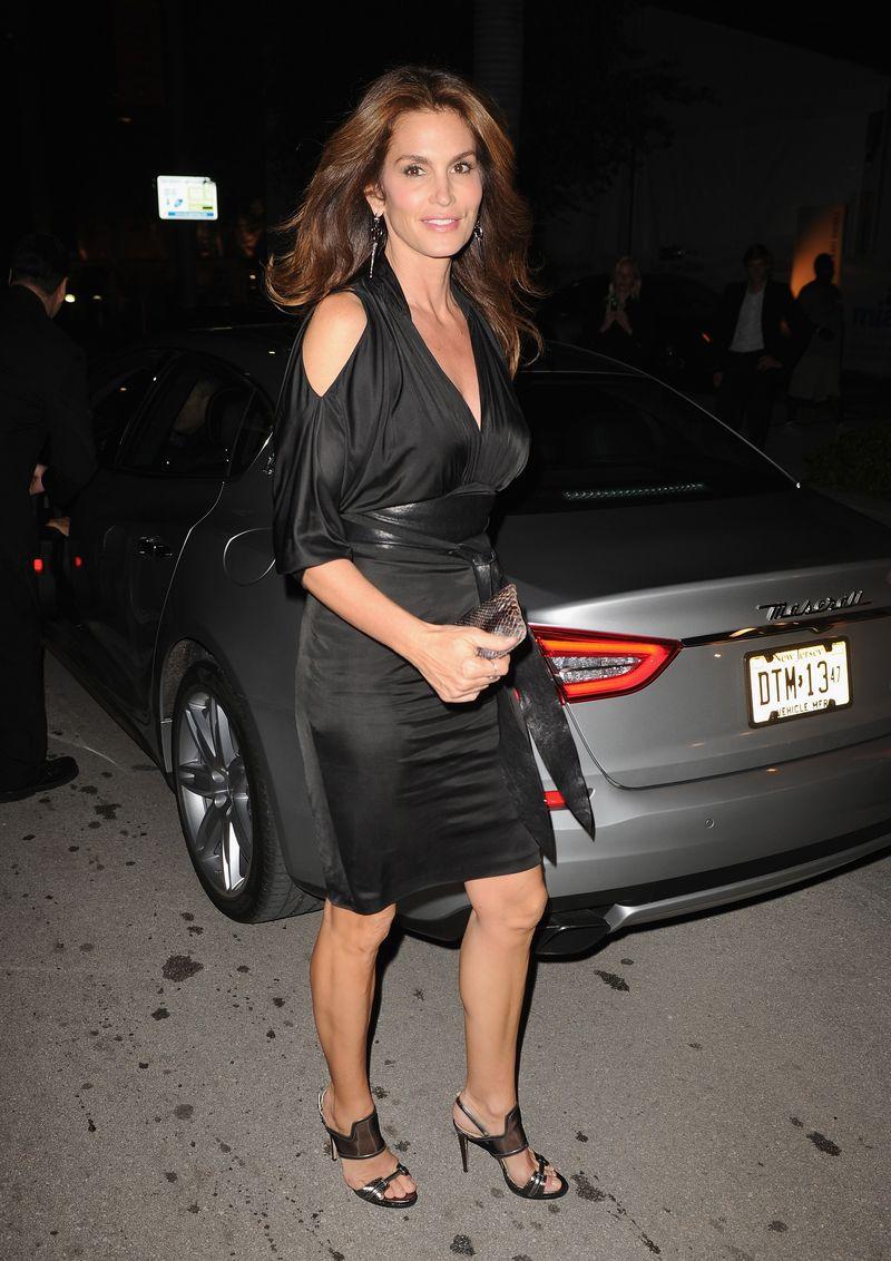CindyCrawford&MaseratiQuattroporteGTS