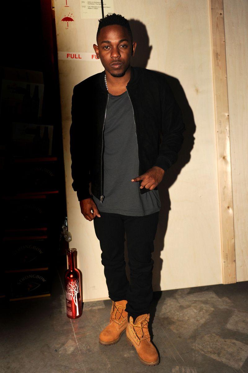 1-Kendrick Lamar