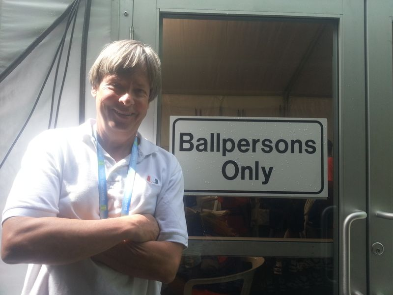 Ballpersons
