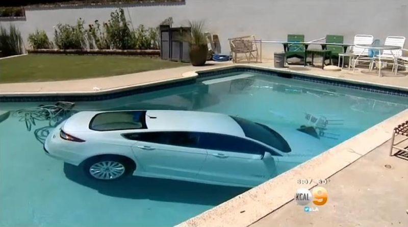 Man-crashed-car-pool