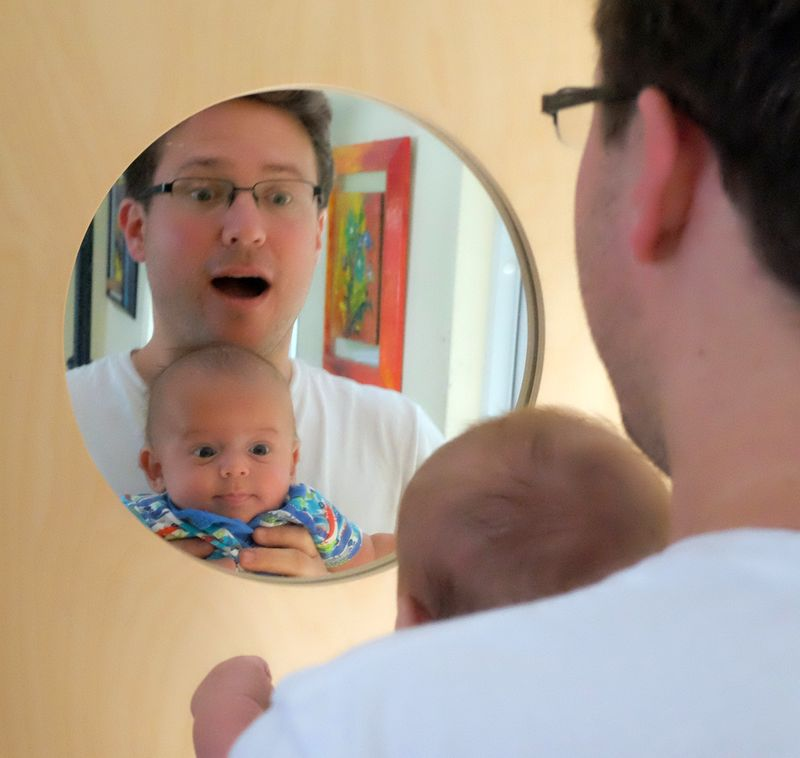 Rob and Dylan Mirror
