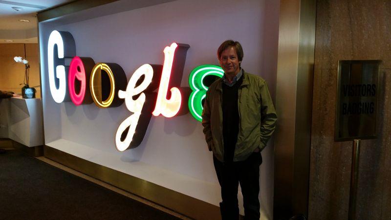 Dave at Google