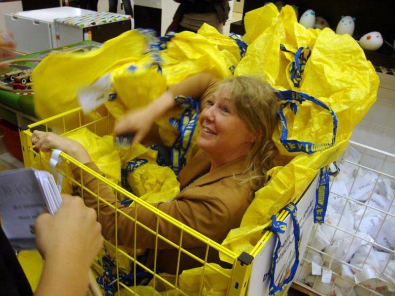 Ikea-hide