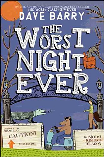 Wors Night Ever Cover