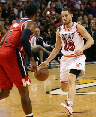 Over his back spasms, Beno Udrih wants to provide Heat with som…
