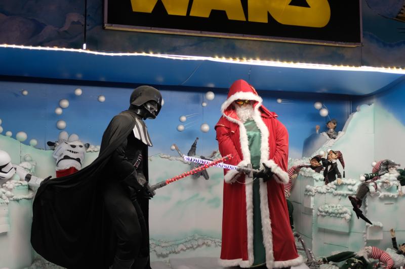 Cader v Santa