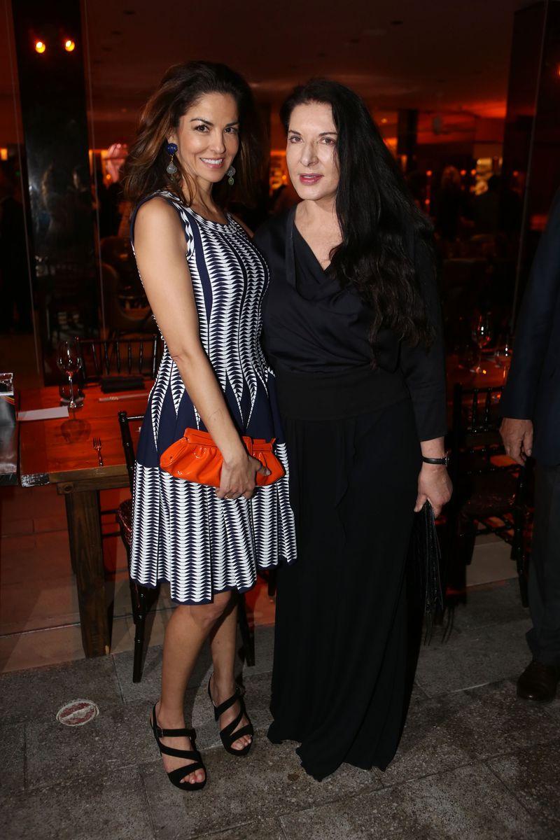 Dayssi Kanavos & Marina Abramovic¦ü3
