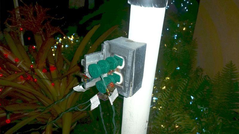 Miami Christmas lights (1)