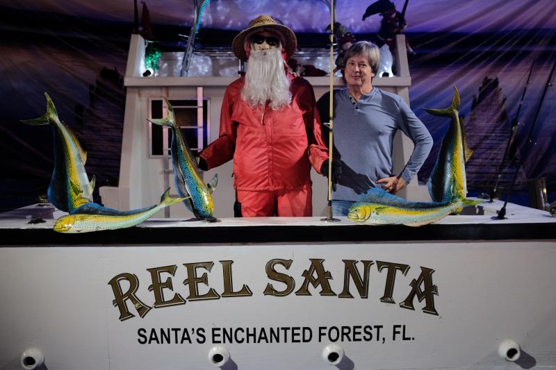 Reel Santa