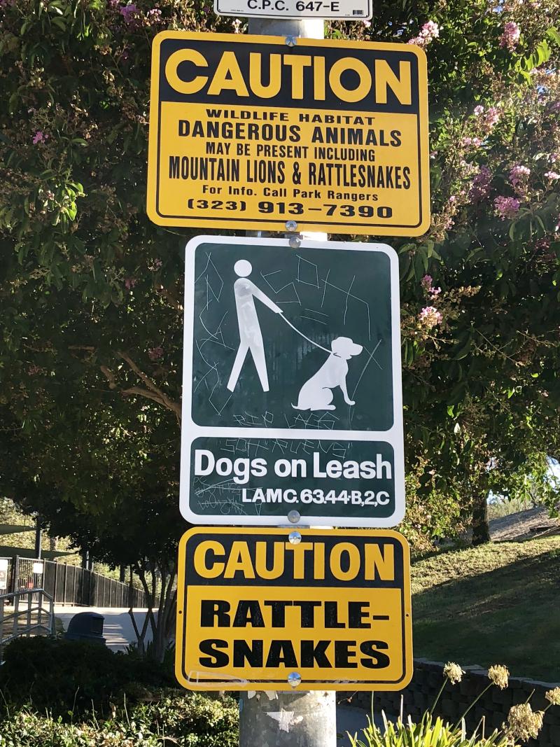 DogParkWelcomeSign